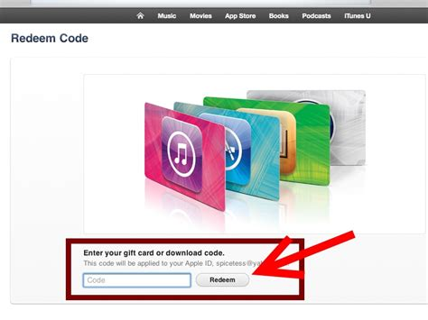 Can Itunes Gift Cards Be Used At The Apple Store - how to use an itunes gift card 9 steps with pictures wikihow