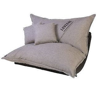 lovesac rocker lovesac 5 sac w rocker base pillows new
