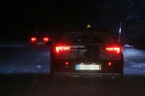 Led Rücklicht Opel Astra K by 2015 Opel Astra K Spyshots Show Led Lights Suggest Plug