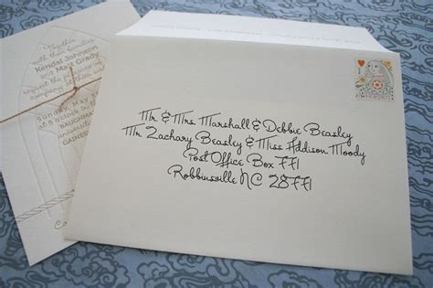 printing wedding invitation envelopes etiquette calligraphy addressing wedding invitations with a liner