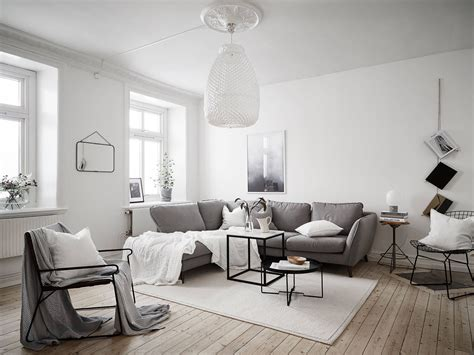 scandi home decor scandinavian living room inspiration happy grey lucky