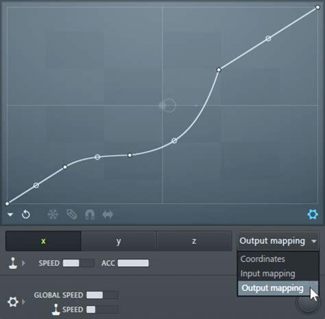 fruity x y controller tutorial fruity x y z controller generator