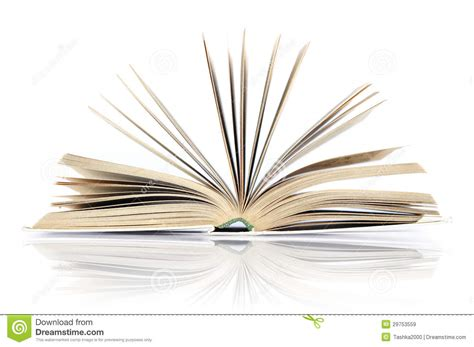 reflection books open book stock image image of education college