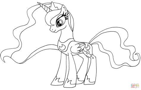 Fein Mein Kleines Pony Freundschaft Ist Magie Malvorlagen | Www ...