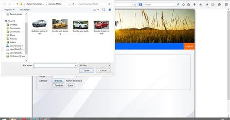 membuat crud dengan php ajax membuat upload gambar file dengan php yukcoding