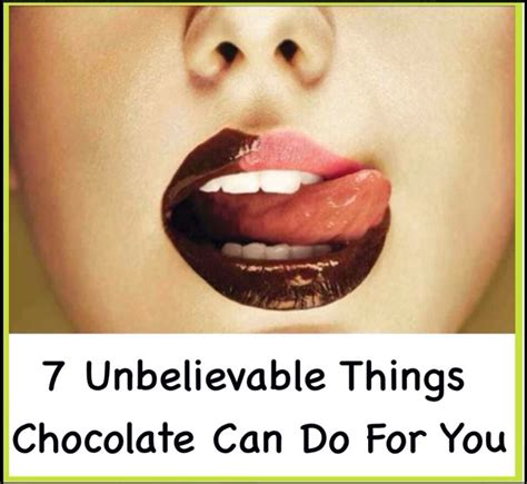 7 Things You Can Do For A Football Fan by 7 Things Chocolate Can Do For You