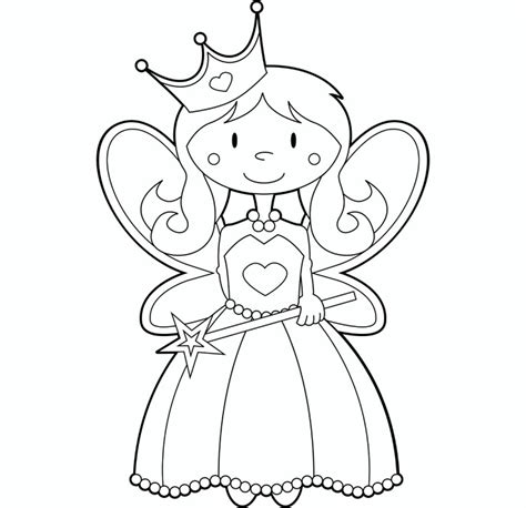coloring page tooth fairy tooth fairy coloring page pinteres