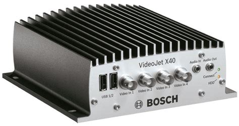 Encoder Cctv bosch x10 x20 x40 encoder alertsystems ltd