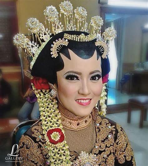 indonesian konde konde pengantin 8 inspirasi makeup paes untukmu yang