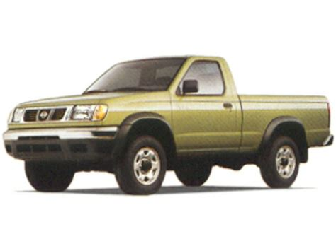 1998 nissan frontier specs safety rating mpg carsdirect