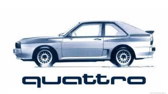 How Does Audi Quattro System Work The Audi Quattro The Legendary Four Wheel Drive Drivetrain