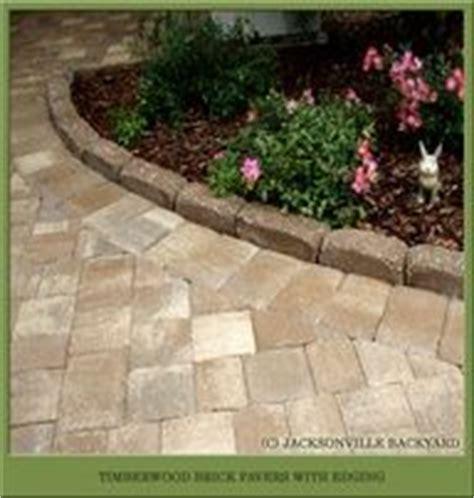 Concrete Landscape Edging Jacksonville Fl 1000 Images About Outdoor Paver Sidewalks On