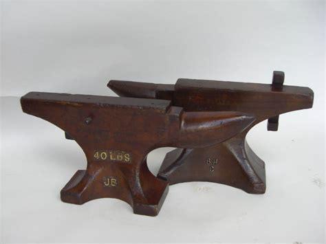 antique anvil prices antique polychromed wood anvil bookends for sale