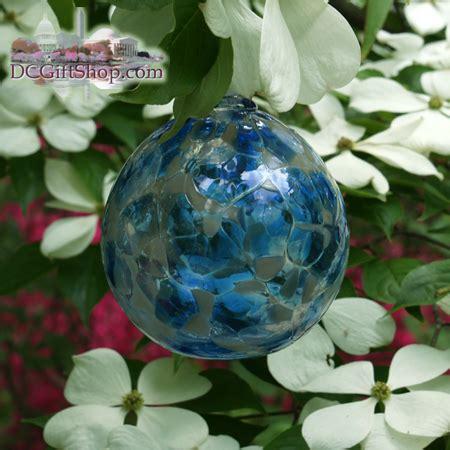 civil war tribute glass ornament