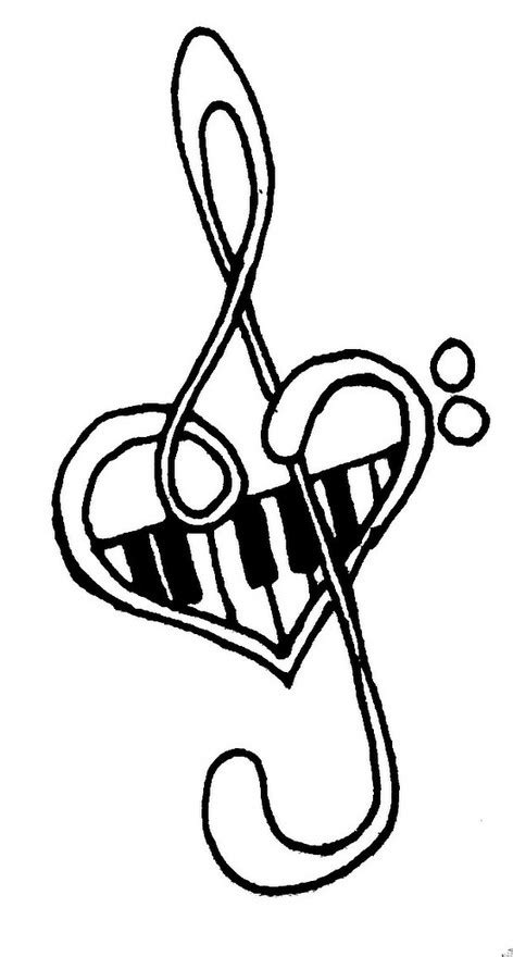 tattooed heart chords best 25 piano notes ideas on sheet