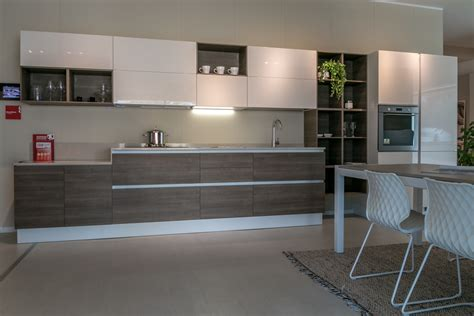 cucine lineari cucina lineare scavolini modello liberamente scontata