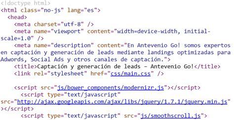 metadatos imagenes jpg 191 qu 233 son los metadatos y el t 237 tulo en el c 243 digo html