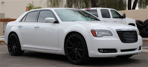 custom white chrysler 300 chrysler 300 wheels and tires 18 19 20 22 24 inch