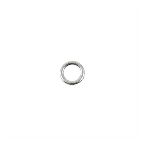 sterling silver 3mm closed jump rings the bead shop