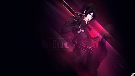 kirito hd wallpaper for android sao today my discovery has been wallpaper art