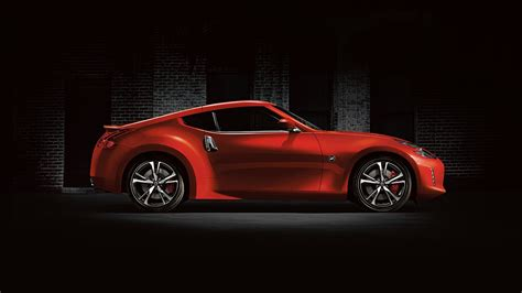 red nissan sports car 2018 nissan 370z sports car photos nissan canada autos post