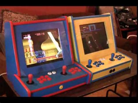 Bartop Arcade Raspberry Pi Raspberry Pi Bartop Arcade Machines