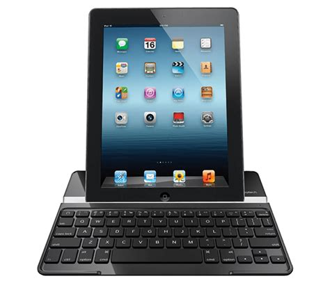 Keyboard Logitech Ultrathin ultrathin keyboard cover for logitech uk
