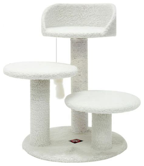 contemporary cat tree sherpa cat tree contemporary cat furniture by