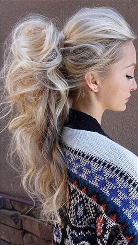 hairstyles for waitresses 25 best ideas about long ponytail hairstyles on pinterest