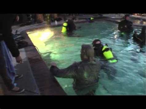 titanic film shooting quot titanic 2 quot movie day 7 shooting underwater sets youtube