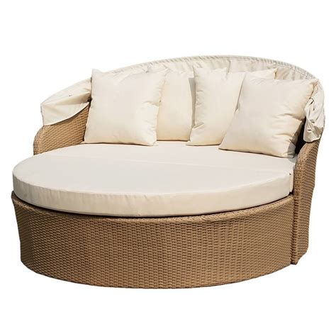 Patio Daybed Cushions W Unlimited Blueczy Patio Daybed With Cushions In