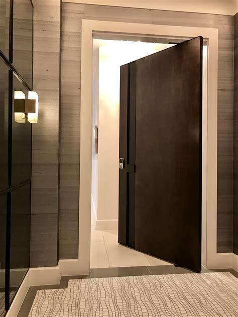 Exterior Pivot Door Pivot Doors Dallas Tx Dallas Door Designs