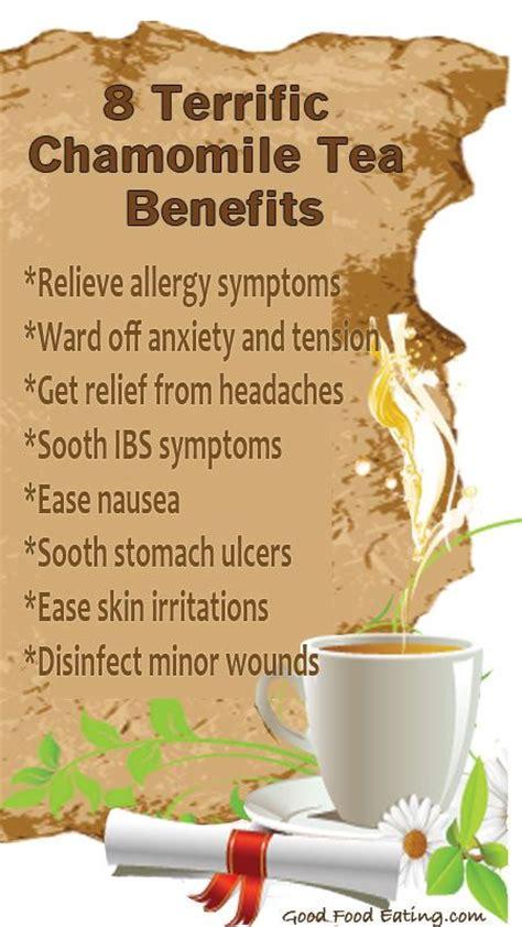 Detox Headache Nausea by 25 Best Ideas About Chamomile Tea On