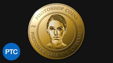 construct 2 tutorial coins how to create a realistic coin in photoshop youtube