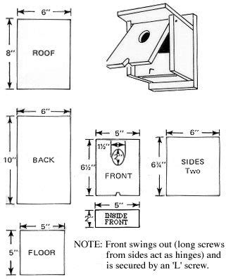 tree swallow house plans new tree swallow ans are easy to