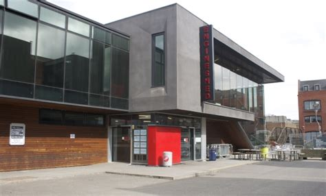 Lincoln The Engine Shed by Lincoln Students Can Look Forward To Tower Bar And The