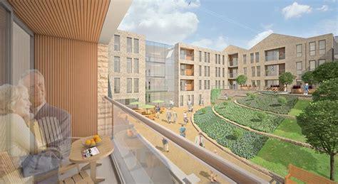 elderly housing capita symonds appointed to blackburn housing scheme news building design