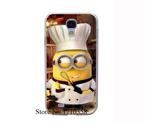 Casing Samsung S6 Edge Totti 3 Custom Hardcase minions chief transprent cover for samsung