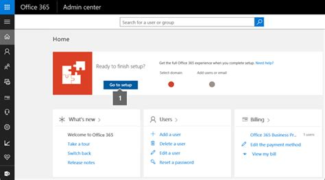 Office 365 Domain Add Your Users And Domain To Office 365 Office 365