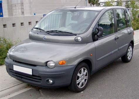 fiat multipla wikiwand
