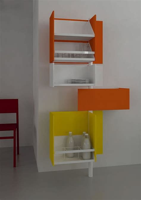 Kitchen Cupboard Rotating Shelf by Rotating Cabinets Bar Cabinet
