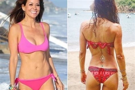 Christinaelmoussa Brooke Burke Charvets Pictures To Pin On Pinterest