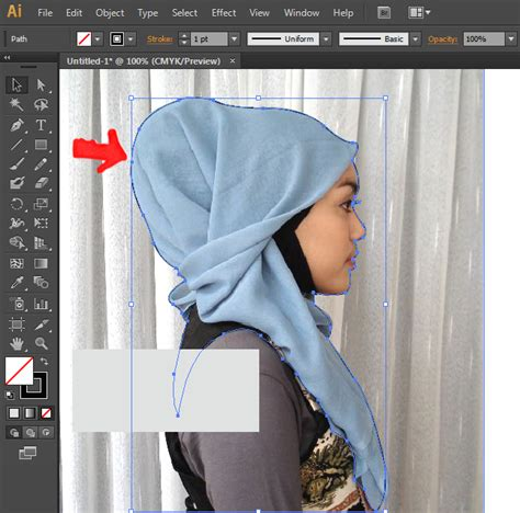 tutorial gambar siluet tutorial siluet in illustrator