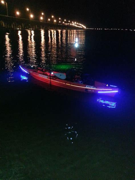 kayak lights for fishing 1000 images about kayaks on kayak fishing