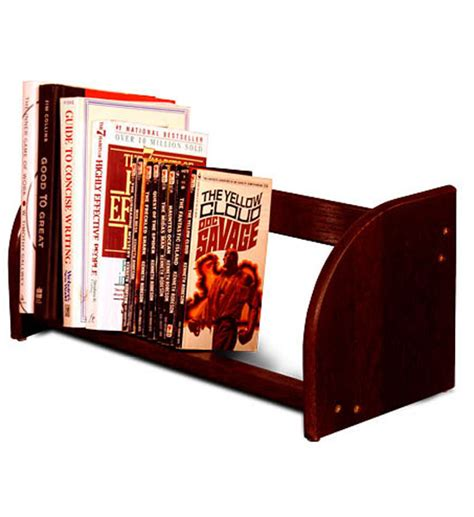 Desk Top Book Shelf by Desktop Book Shelf Walnut In Bookcases