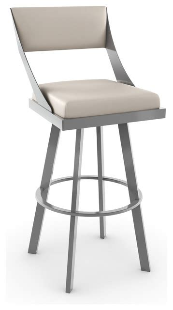 34 Inch Bar Stool Amisco Fame Swivel Bar Stool 41468 34 Inches Counter Height Contemporary Bar Stools And