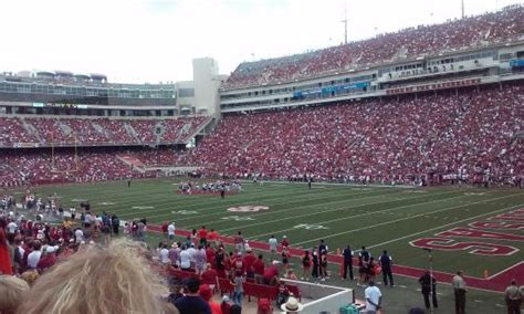 bed and breakfast fayetteville ar donald w reynolds razorback stadium fayetteville ar top tips before you go with
