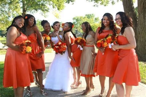 Wedding burnt orange brown cream cake   Naeemah & Erics