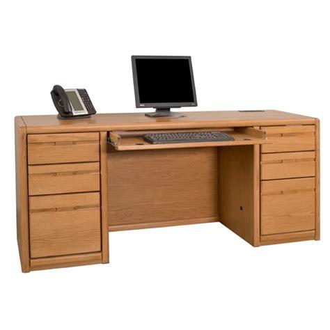 medium oak computer desk martin furniture contemporary computer credenza in medium