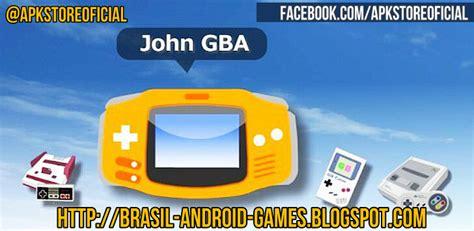 john gba full version apk download john gba gba emulator v3 14 apk full gr 225 tis